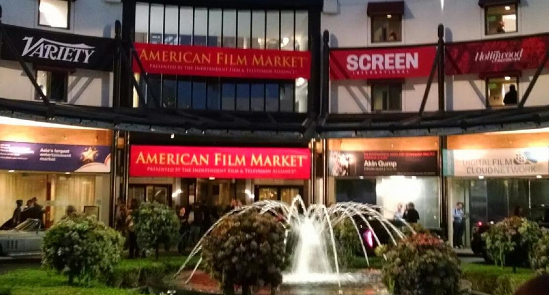 Screenmancer Images: THAI NIGHT AFM, Nicole Shaffer, Screenmancer