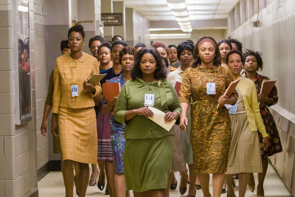HF-228 - Octavia Spencer stars as Dorothy Vaughan in HIDDEN FIGURES. Photo Credit: Hopper Stone.
