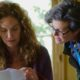 Rachel Feldman directing Amy Brenneman in HERE NOW