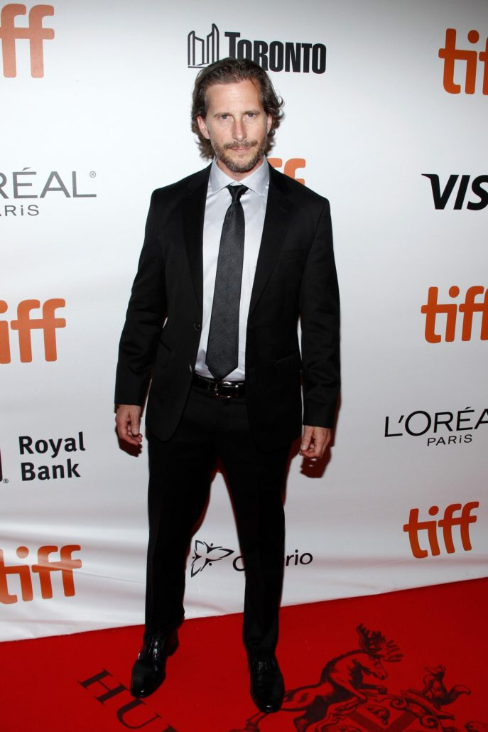 GWFT4J Toronto, ON. 12th Sep, 2016. Aaron Ryder at arrivals for ARRIVAL Premiere at Toronto International Film Festival 2016, Roy Thomson Hall, Toronto, ON September 12, 2016. Credit: James Atoa/Everett Collection/Alamy Live News